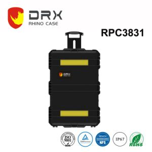 Safety Plastic Waterproof Equipment Case (RPC3831)