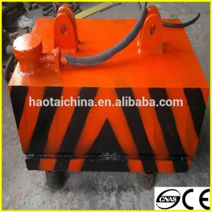 China Ht Lift Magnet for Excavator Sale pictures & photos