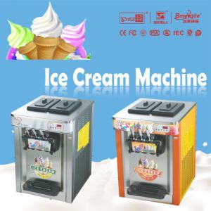 Get Best Commercial Soft Ice Cream Machine Prices From China pictures & photos