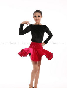 OEM Custom Adult Children Kids Ballroom Latin Dance Dress pictures & photos