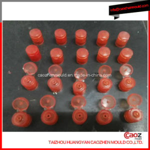 Hot Selling Plastic Flip Cap Injection Mould pictures & photos