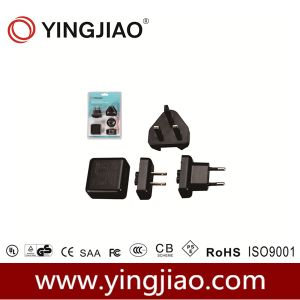 5W Black Variable Power Supply with Ce UL pictures & photos