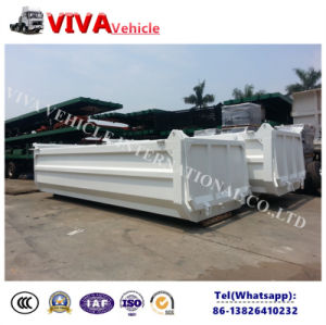 Semi Truck Trailer Container Chassis/Body