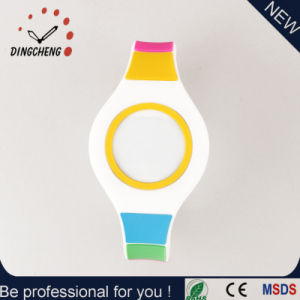 Silicone Strap Wristwatch New Style LED Watches Low MOQ pictures & photos