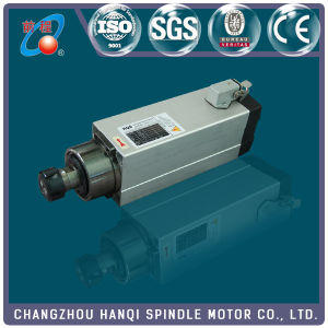 3.5kw High Speed High Frequency Spindle (GDF46-18Z/3.5)