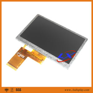 "LX Display LX430B4004A350N 4.3"" 480*272 350nits TFT LCD Module with CPT LCD pictures & photos"