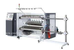 High Speed Slitting Machine for Plastic Film Roll pictures & photos