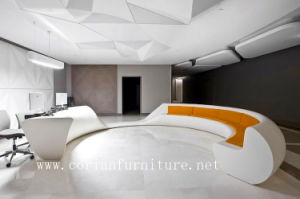 Modern Design Office Corian Bench Waiting Bench pictures & photos