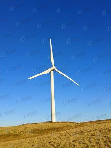 Hot-DIP Galvanized Steel Tube Wind Power Tower pictures & photos