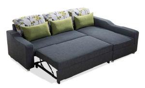2017 New Design Modern Fabric Living Room Furniture (sofa cum bed) pictures & photos
