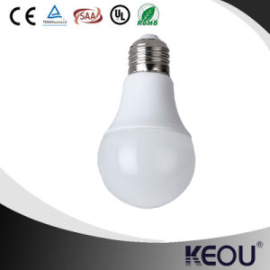 A60 7W 9W 12W High Efficacy LED Energy Saving Bulb Light pictures & photos