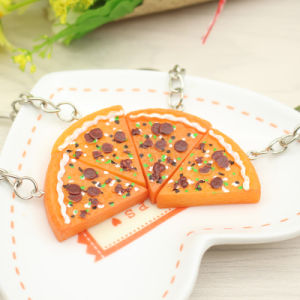 3D Promotional Gift Custom Resin Key Ring Key Chain pictures & photos