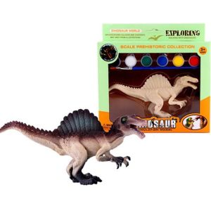 DIY Painting Toy Jurassic World Toy Dinosaur Plastic (10290193) pictures & photos