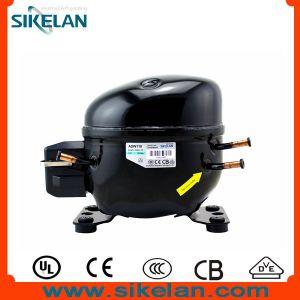 Refrigeration Compressor for Freezer, Showcase, Display Cooler, Adw110, Wq Size, 220V, R134A, Lbp pictures & photos