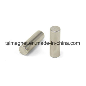 Sintered Rare Earth Permanent Cylinder Neodymium Magnets pictures & photos