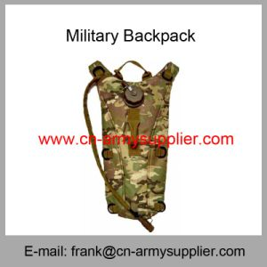 Outdoor Backpack-Army-Camouflage-Military-Police Backpack pictures & photos