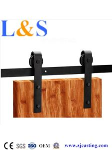 Aero Barn Door Hardware for Wood Door Hardware pictures & photos