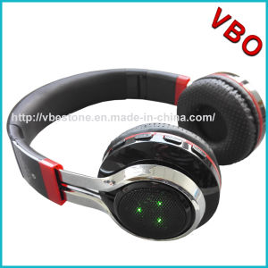 High Quality LED Light Foldable Bluetooth Headset, Wireless Headphones pictures & photos