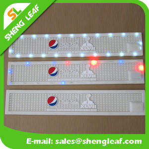 LED Bar Mat PVC or Ruber Lighting in Night White Best Goods pictures & photos
