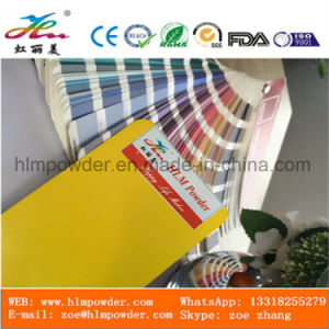 Epoxy-Polyester Powder Coating for Decoration with FDA Certification pictures & photos