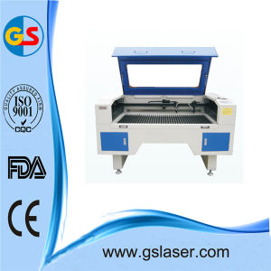 GS1490 Single Head  CO2 Laser Engraving and Cutting Machine pictures & photos