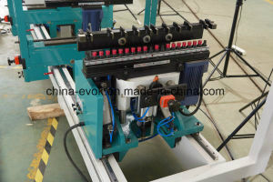High Precision Wooden Furniture Automatic Multi-Drill Machine (F63-6C) pictures & photos