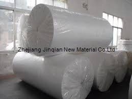 ISO9001 S. F Microporous Nonwoven Fabric for Type5&6 Protective Overall pictures & photos