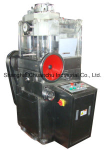 Zp Rotary Tablet Press for Veterinary, Mothball, Animal Food, Salt pictures & photos