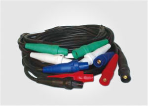 400A Camlock Cable with Soft Rubber Cover pictures & photos