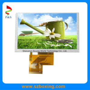 5.0 Inch 800*480p TFT LCD Screen with 400 Brightness pictures & photos