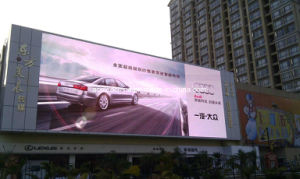 High Brightness Power Saving DIP Commercial Advertising Large LED Display P10 pictures & photos