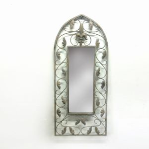 Practical Antique Metal Mirror Craft for Wall Decoration pictures & photos
