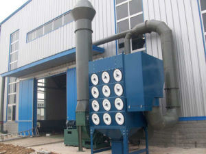 Shot Blasting / Polishing Machine Dust Collector Dust Extractor (6000 M3/H) pictures & photos