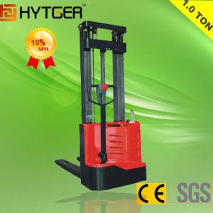 1.0 Ton Electric Pallet Stacker (ES10-10ESJ) pictures & photos