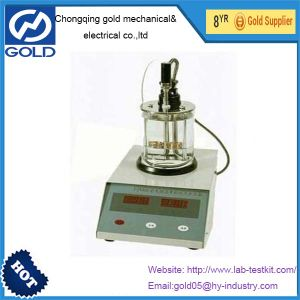 ASTM D36 Automatic Softening Point Tester by Ring and Ball Apparatus (GD-2806E) pictures & photos