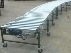 Flexible Gravity Roller Conveyor pictures & photos