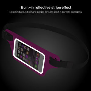 Waterproof 15 Meters Depth Waterproof Waist Bag pictures & photos