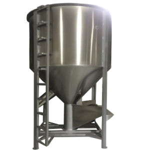 Plastic Color Mixer Vertical Plastic Pellet Mixer with Big Volume