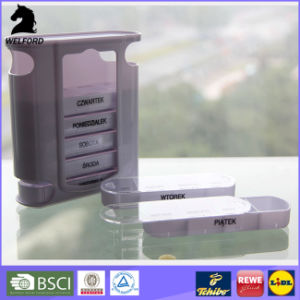 High Quality Plastic Pill Box pictures & photos