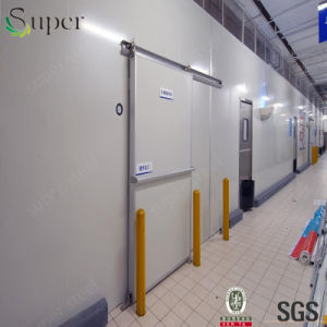 Polyurethane Insulated Sandwich Panels Cold Room Freezer pictures & photos