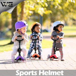 Kids Open Face Street Protection Design Bike Helmet for Sale pictures & photos