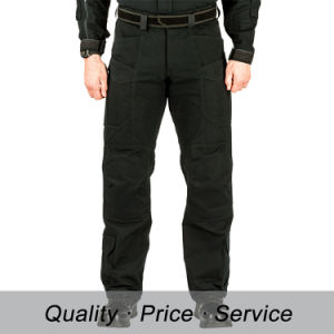 OEM Men Work Trousers Black Trousers pictures & photos