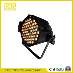 High Performance 54*3W RGBW Indoor LED PAR Light pictures & photos