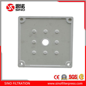 High Quality Chamber Type Filter Plate on Filter Press pictures & photos