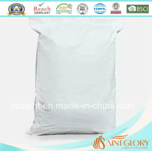 Popular Pillow Protector White Pure Cotton Pillow Case pictures & photos