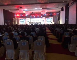 Front Service P4.81 Indoor Full Color LED Rental Display pictures & photos