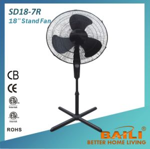"""18"""" Oscillating Stand Fan with Remote Control, Powerful Motor pictures & photos"""