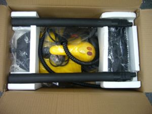 Commercial Vapor Professional Power Carpet Steam Cleaning System pictures & photos