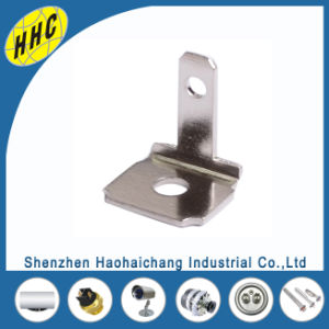 Shenzhen Factory Tailor-Made Automotive Electric Battery Brass Insert Terminal pictures & photos