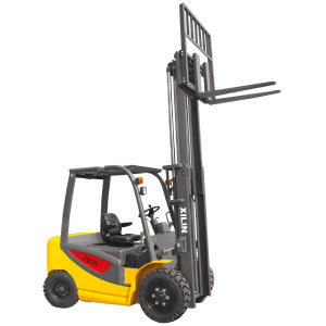 Hot Sale Small Electric Forklift Truck pictures & photos